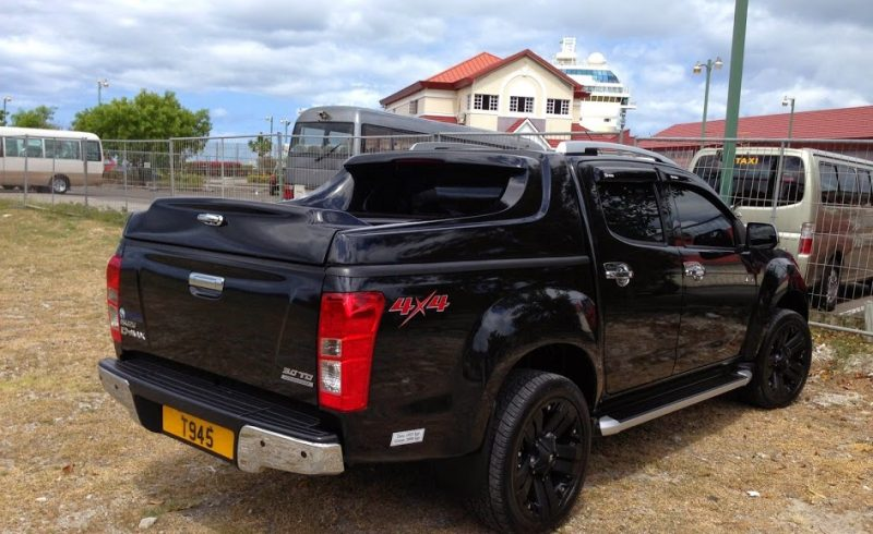 New Isuzu D Max Fullbox