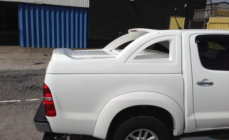 Toyota Hilux Fullbox