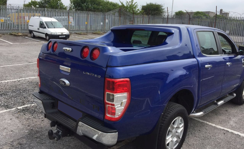 FORD RANGER GRANDBOX